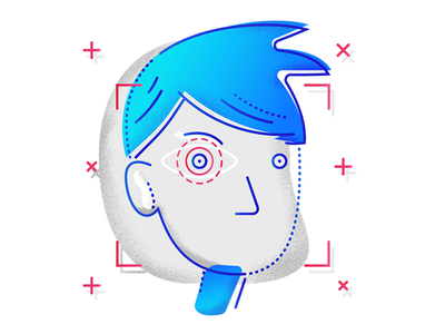 Human interface automated in factors human algorithms recognition face monitoring state driver scan icon