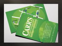 Carte Carr Pub Irlandais