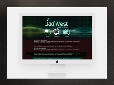 Jadwest website