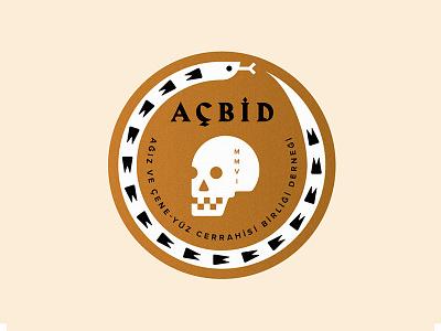 ACBID surgery medical human teeth oral health snake roman skull