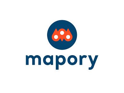 mapory vacation tourist travel owl map memory app