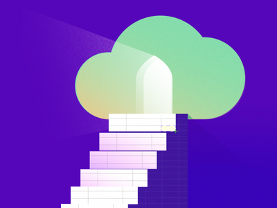 steps to cloud