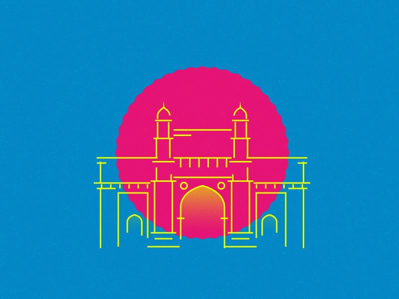 India india icon travel india gate mumbai