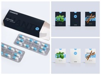 Zero By Ro: Early Packaging Concepts