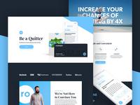 Zero by Ro: Website Concept