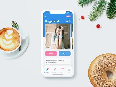 Coffee Meets Bagel Redesign bagel ux ui app dating redesign mobile meets coffee