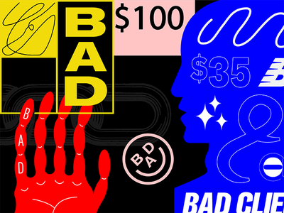 BAD client bad illustration