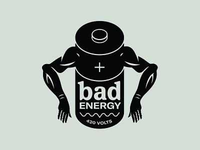 BAD ENERGY battery energy bad