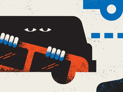 Car Theft join root illustration