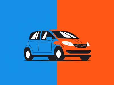 Switching car insurance app orange blue car insurance make the switch switching root