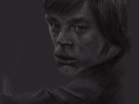Quick Luke Skywalker Sketch