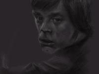 Quick Luke Skywalker Sketch