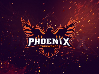 Phoenix Taekwondo Logo