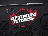 Optimum Fitness Logo V2