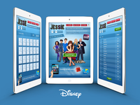 Disney Jessie app