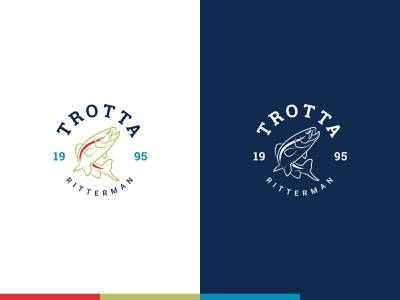 Trotta Logo agency illustration logo ai illustration colors branding design logo