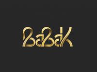 Babak Logo Design