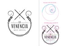 La Venencia Mezcalería Logo