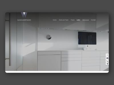 ALAVI&MORTAZAVI - Webdesign for Dentists