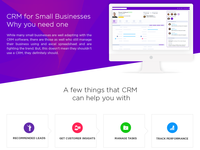 CRM BUSINESS DEMO