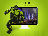 Hulk@3D Style