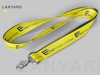Lanyard 3D Design