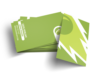 Personal Business Cards print logo identity brand branding card cards business