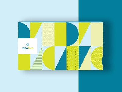 Vitafive Packaging