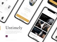 Luxury Watch Store Concept
