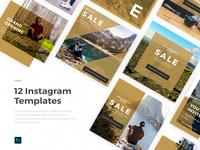 Free Instagram Social Templates 🎉
