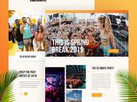 Rosarito Spring Break 2019