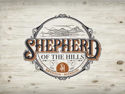 Shepherd of the Hills Logo Concept
