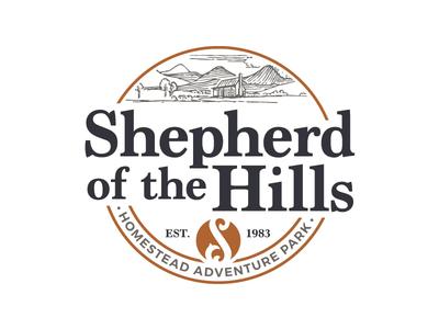 Shepherd of the Hills Logo Concept 2