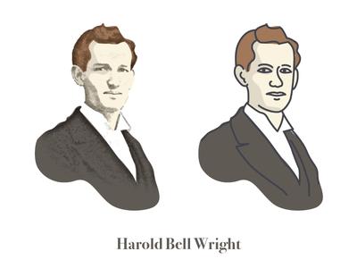 Harold Bell Wright Illustration