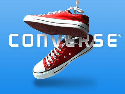 Daily Pexels 03 clean shoe composite shadow gradient graphic photoshop