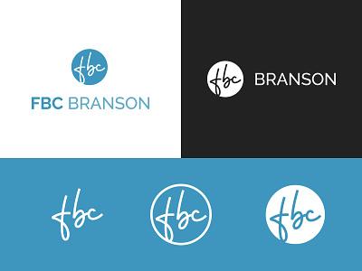 FBC Branson Logo 01 branding typography minimal icon vector illustrator simple illustration logo design