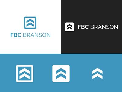FBC Branson Logo 02 branding minimal icon clean illustrator simple illustration logo design