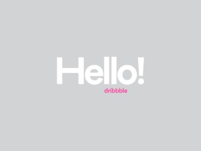Hello Dribbble! Thank you for the invitation @filip_pietron