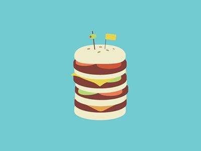 Hamburger—Some Nice Illustrations