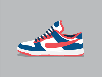 Mike Air Force Shoes dhnn illustration motion graphics design graphic
