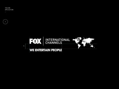 Fox International Channels Branding