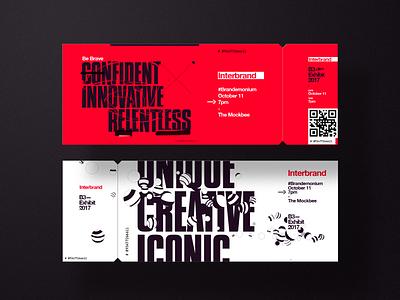 B3—Exhibit crescimone typespire typographylove