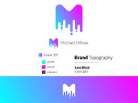 Developer & Designer - Logo for Michael Hillcox