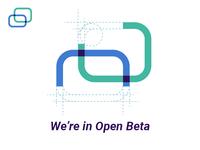 Lobbysign.tv - Open Beta Logo