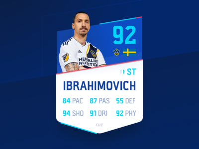FIFA Player Card