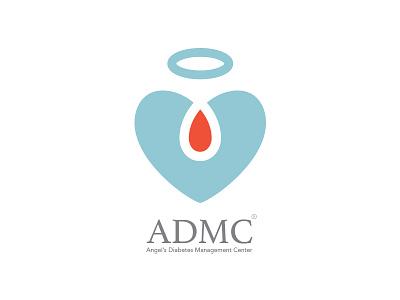 ADMC Logo  medicine blue cerrillos luis blood diabetes design logo fresno