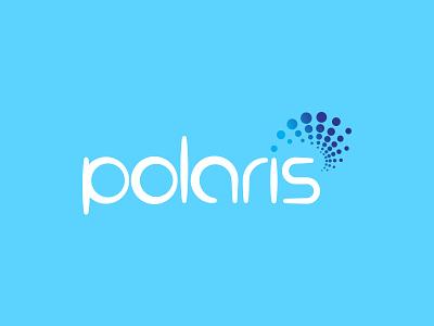 Polaris illustrator photoshop blue cerrillos luis fresno brand design logo