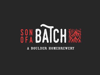 Brewery Logo branding identity logo colorado boulder homebrew brew brewery beer