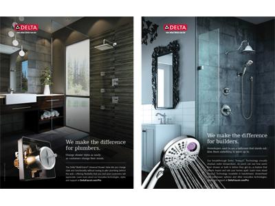 Delta Faucet 2015 ad campaign