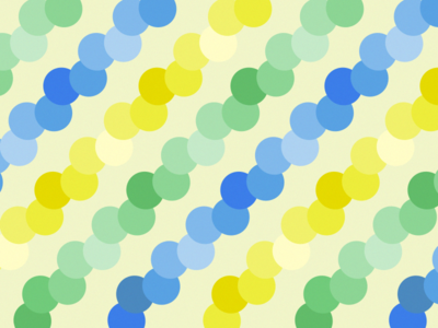 Simple Shapes Pattern 5